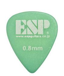 ESP Grip 0.8mm Green Plektra