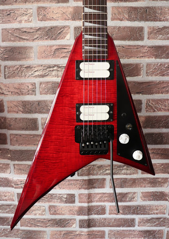 Jackson RR3 Rhoads Japan Transparent Red (käytetty)