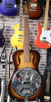 Dobro F60 1992 Sunburst Square Neck Resonator( myyntitili)