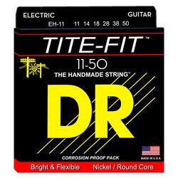 DR Strings Tite-Fit EH-11 (11-50) sähkökitaran kielisetti