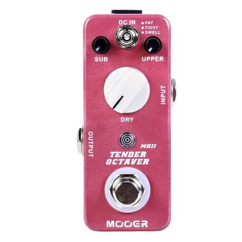 Mooer Tender Octaver MKII Efektipedaali (uusi)