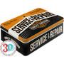 Harley-Davidson Service & Repair, säilytyspurkki (uusi)