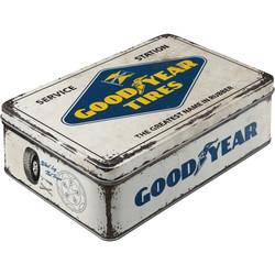GoodYear logo, säilytyspurkki (uusi)
