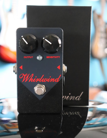WHIRLWIND RED BOX COMPRESSOR (used)