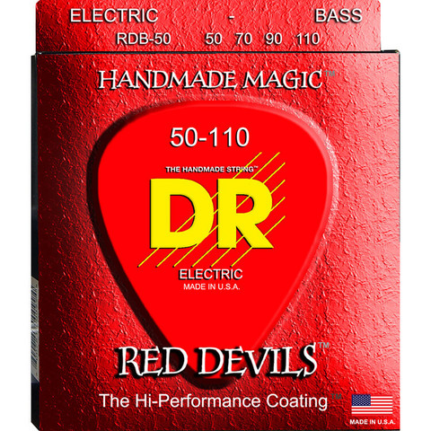 DR STRINGS K3 RED DEVILS RDB-50 (50-110)