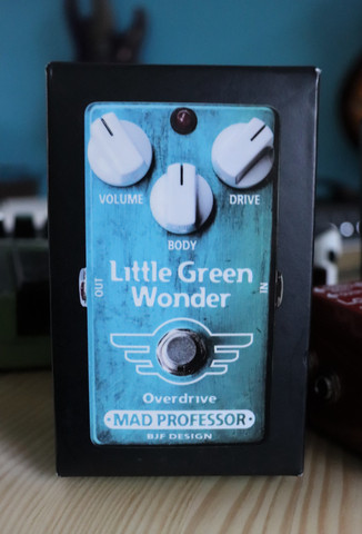 Mad Professor PCB Little Green Wonder (käytetty)