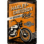 Kilpi 20x30 Harley-Davidson The Original Ride