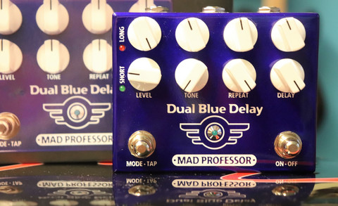 Mad Professor Dual Blue Delay (käytetty)