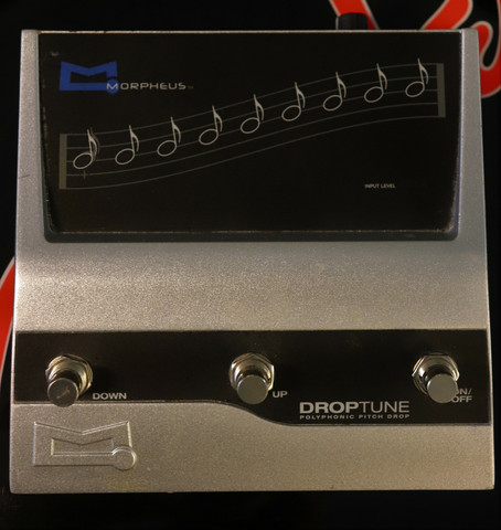 Morpheus DropTune Pedaali (käytetty)