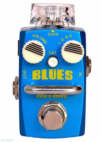 HOTONE SKYLINE BLUES overdrive (uusi)