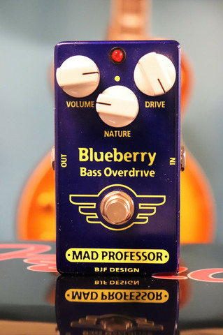 Mad Professor Blueberry Bass Overdrive (used)