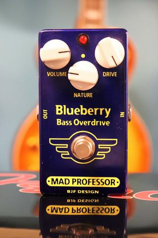 Mad Professor Blueberry Bass Overdrive (käytetty)