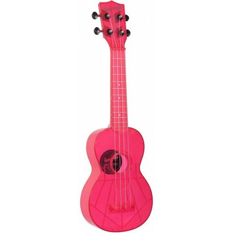Kala Waterman Soprano Ukulele Pink (new)