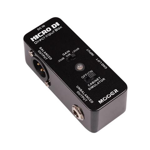 Mooer Micro DI boxi (new)