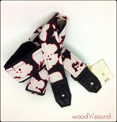 Guitar Strap Wood'n'sound  Dipsy Doodle (new)