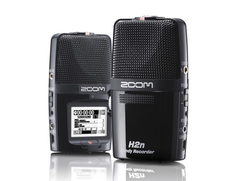 Zoom H2n Audio Recorder (new)