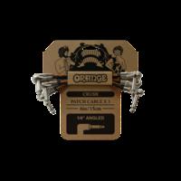 ORANGE CRUSH PATCH CABLE 15CM 3-PACK (uusi)