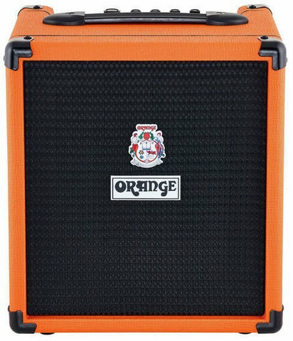 Orange CRUSH BASS25 (uusi)