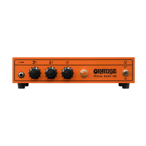 Orange Pedal Baby 100, Power amp 100W (uusi)