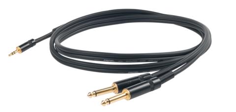 Proel CHLP170LU3XL Audiojohto 3,5mm (uusi)