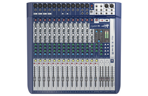 SOUNDCRAFT SIGNATURE 16 MIXER (uusi)