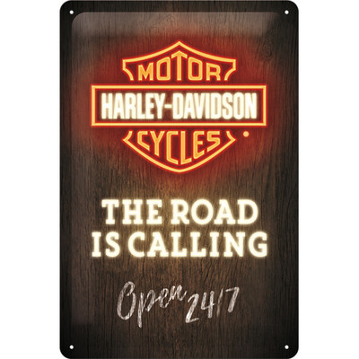 Kilpi 20x30 Harley-Davidson - Road is Calling