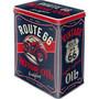 Säilytyspurkki L - L Route 66 Motor Oil (UUSI)