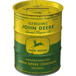 Säästölipas, tynnyri, John Deere Special (uusi)