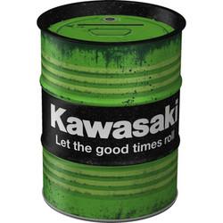 Säästölipas, tynnyri, Kawasaki - Let The Good Times Roll (UUSI)