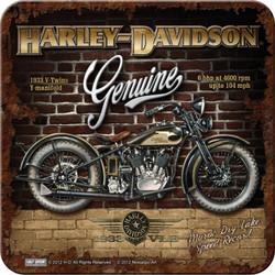 Lasinalunen, Harley-Davidson Tiiliseinä (UUSI)
