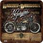 Coaster, Harley-Davidson (NEW)