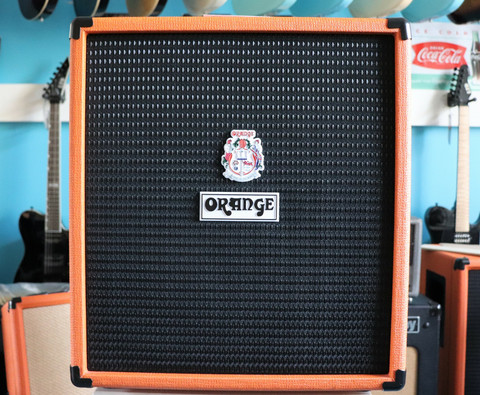Orange Crush Bass 50 bassocombo (käytetty)