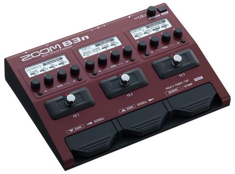 Zoom B3n bassomultiefekti (uusi)