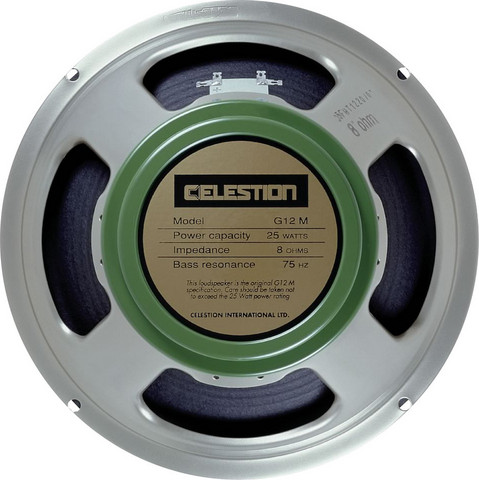 Celestion G12M Greenback 8R (uusi)