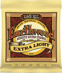 Ernie Ball EB-2006 10-50 Earthwood Bronze