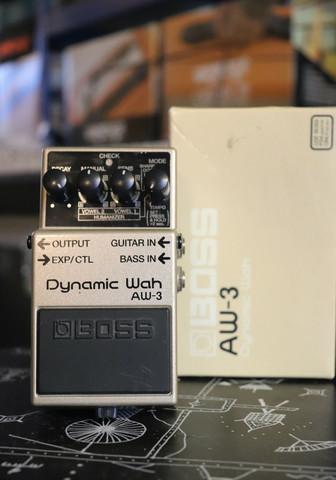 Boss AW-3 Dynamic Wah (käytetty, myyntitili)