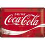 Seinäkyltti Coca-Cola LOGO 20cmx 30cm (UUSI)