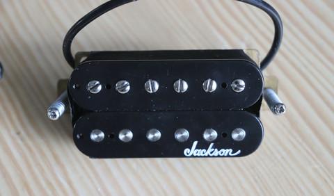 Jackson Guitar Humbucker Neck Pickup (used)