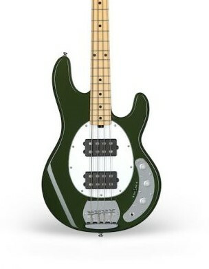 Sterling By Music Man SUB RAY4 HH, Olive (uusi)