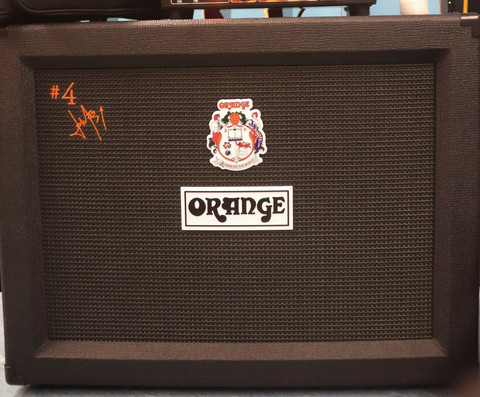 Orange 120 Watts Jim Root Signature 2x12