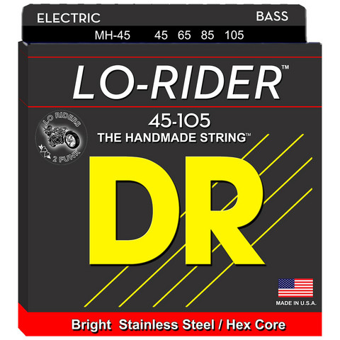 DR Strings Lo-Rider MH-45 (45-105)