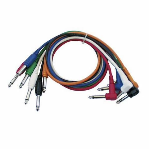 DAP FL1460 60 cm, Patch Cable 6 pcs (new)