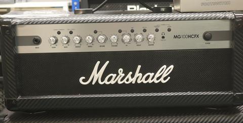 Marshall MG100HCFX nuppi (käytetty)