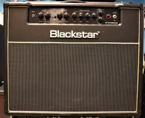 BLACKSTAR HT-20 STUDIO (käytetty)