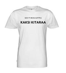 Kaksi Kitaraa T-paita (uusi)