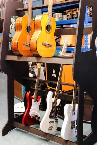Luoto 2-kerroksinen kitarateline (esittelykappale, uusi)