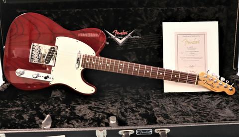 Fender Custom Shop Classic Telecaster 2008 (käytetty)