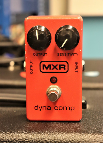 MXR DYNA COMP (käytetty, myyntitili)