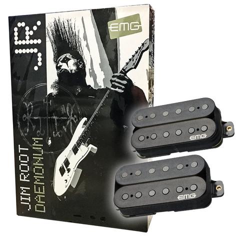 EMG JR Daemonum Set Black (new)