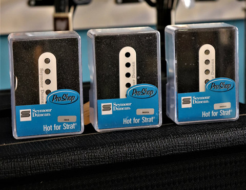 Seymour Duncan Hot Strat Set SSL-3 CAL (käytetty)